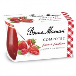 COMPOTEE FRAISES-FRAMBOISES...