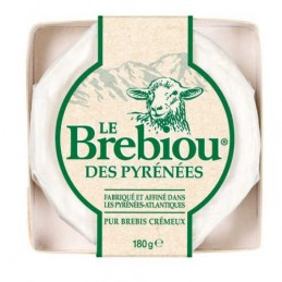 FROMAGE BREBIS CREMEUX 180G...