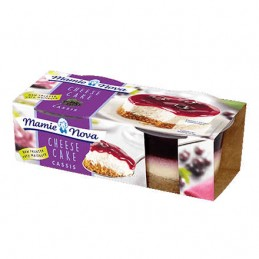 CHEESECAKE CASSIS 2X100G...