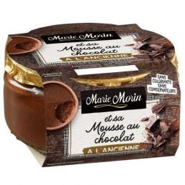 MOUSSE AU CHOCOLAT A...