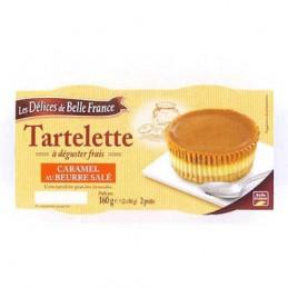 TARTELETTE CARAMEL BEURRE...