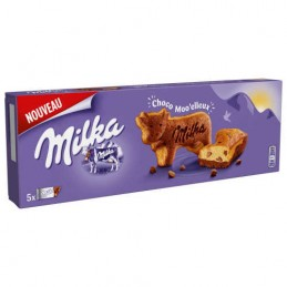 BISCUITS CHOCO MOELLEUX X5...