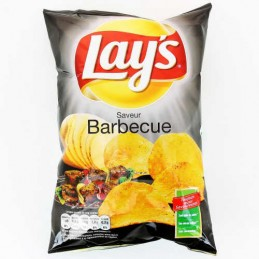 CHIPS SAVEUR BARBECUE 130G...