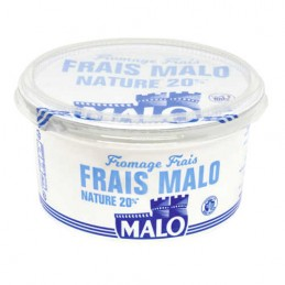 FROMAGE BLANC 20%MG 500G MALO