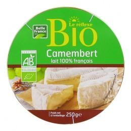 CAMEMBERT LAIT FRANCAIS BIO...