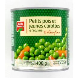 PETITS POIS CAROTTES...