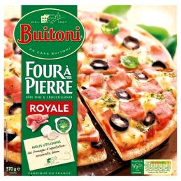 PIZZA ROYALE FOUR A PIERRE...