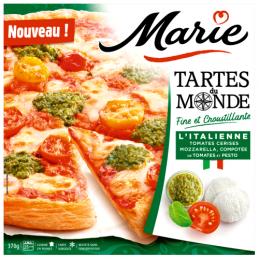 TARTE DU MONDE L'ITALIENNE...