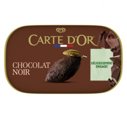 GLACE CHOCOLAT NOIR BAC...