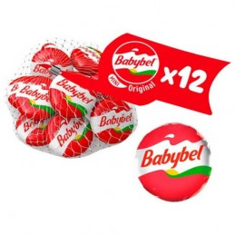 MINI BABYBEL ROUGE X12 BEL