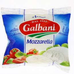 MOZZARELLA SACHET 125G GALBANI