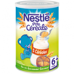 CEREALES BEBE 6+ MOIS 5...