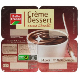 CREME DESSERT CHOCOLAT...