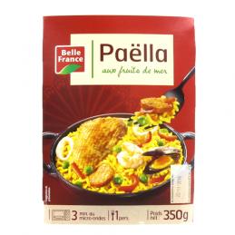 PAELLA BARQUETTE MICRO-ONDE...