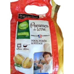 POMMES DE TERRE PARMENTINE...