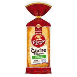 GACHE BEURRE CREME TRANCHEE...