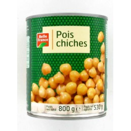 POIS CHICHES 800G BELLE FRANCE