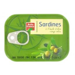 SARDINES HUILE D'OLIVE 115G...