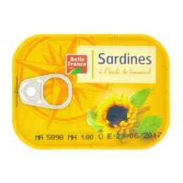 SARDINES HUILE PIMENTEE...