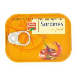 SARDINES HUILE CITRON 3X69G...
