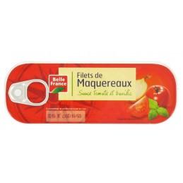 FILET MAQUEREAUX TOMATE 85G...