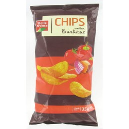 CHIPS BARBECUE 135G BELLE...