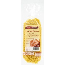 COQUILLETTES OEUFS 250G...