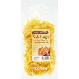 NIDS LARGES OEUFS 250G DEL....