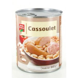 CASSOULET 840G BELLE FRANCE