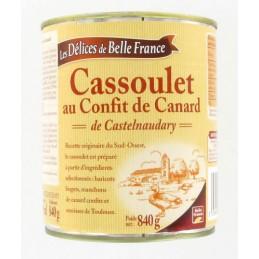 CASSOULET AU CONFIT 840G...