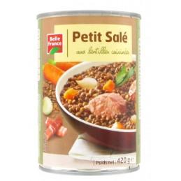 PETIT SALE LENTILLES 400G...