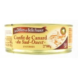 CONFIT DE CANARD 765G DEL....