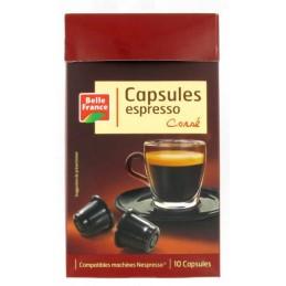 CAPSULES EXPRESSO CORSE X10...