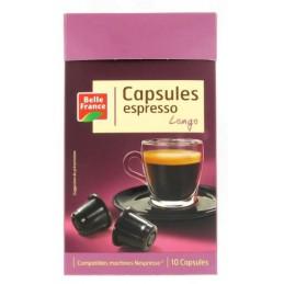 CAPSULES EXPRESSO LONGO X10...