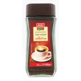 CAFE SOLUBLE SELECT 100G...