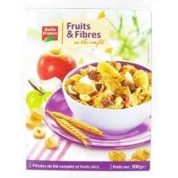 CEREALES FRUITS &...