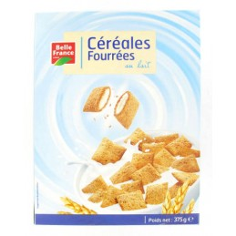CEREALES FOURREES LAIT 375G...