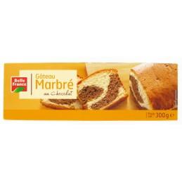 GATEAU MARBRE CHOCOLAT 300G...