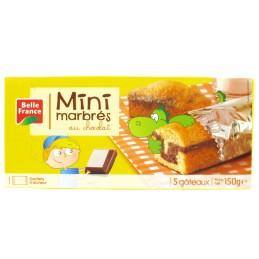 MINI MARBRES CHOCOLAT X5...