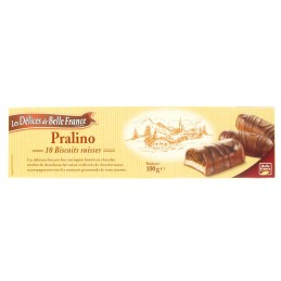 BISCUITS PRALINO X10 100G...