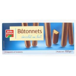 BATONNETS CHOCOLAT LAIT...