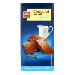 CHOCOLAT LAIT DEGUSTATION...