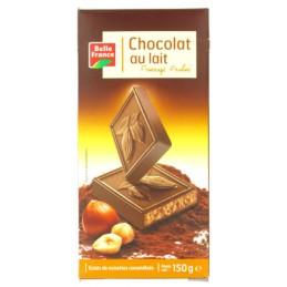 CHOCOLAT LAIT PRALINE 150G...