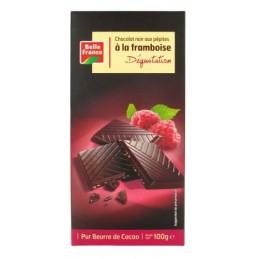 CHOCOLAT NOIR FRAMB...