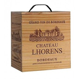 BIB BORDEAUX WOOD 3L...