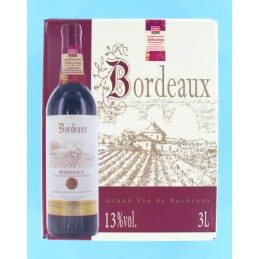 BIB BORDEAUX 3L BELLE FRANCE