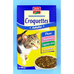 CROQUETTES SAUMON CHAT...