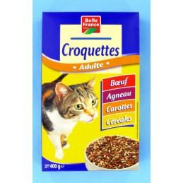 CROQUETTES BOEUF FOIE...