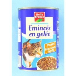 EMINCES GELEE POULET CHAT...