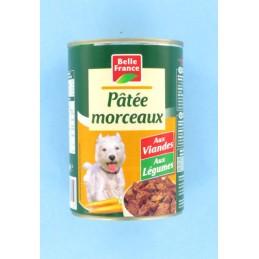 PATEE MORCEAUX BOEUF...